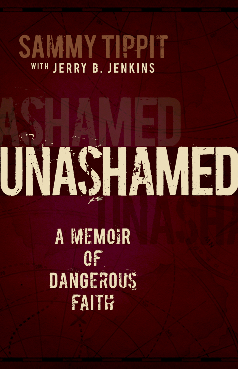 Unashamed cover